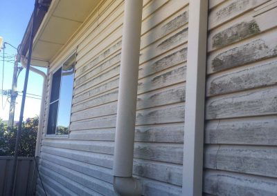 Boost Weatherboard Cleaning Before